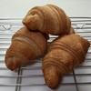 こどもパン教室のクロワッサン、復習しました。