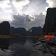 ベトナム世界遺産「チャンアン複合景観」のボートクルーズに、ハノイ発のプライベート・ツアーで行ってきた