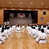 2018 東京都高体連少林寺拳法専門部 強化練習会(演武講習会)の様子をお伝えします!