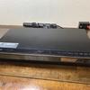 SHARPブルーレイレコーダー BD-T1100 の修理