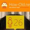 今日の顔年齢測定 100日目