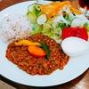 お昼ごはんはキーマカレー(ダイエット3日目)