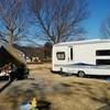 出会いの森オートキャンプ場で1泊キャンプです。