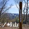 長岡市民憩いの「三ノ峠山」と「東山ファミリーランド」(赤道コース~ブナ平)