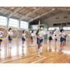 10月に河井小・鳳至小共催のマーチングバンド発表会が行われます (∩・∀・)∩