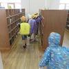 1年生:雨の中を下校