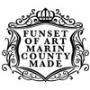 FUNSET OF ART MARIN COUNTY MADE