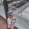 7月10日/見る鉄(新宿駅)