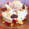 【銀座】「Parlor Vinefru 銀座」で冷製バスクチーズケーキパンケーキを食べてみた