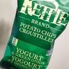 ナチュラル系ポテトチップス KETTLE CHIPS 食べ比べ