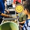 子供と一緒に化石発掘‼️