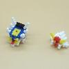【アイロンビーズ3D】アニメ「機動戦士ガンダム」より、RX-78-2 ガンダム(組み立て行程)