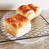 パウンド型で、初めてのパン作り
