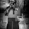 横滨中华街的鱼店