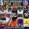 【NFL ランキング】2021年 どこのディフェンスはどこのチームが強いんだい?