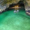 石垣島の青の洞窟【水深が浅いので初心者にも安心♪】