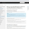MRTK v2のドキュメントを少しずつ読み解く MixedRealityServiceRegistryとIMixedRealityServiceRegistrar