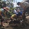 9月23日「芋掘り集会」