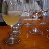 ワイン会で赤ワインを開ける