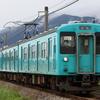 撤退間近の和歌山線105系を撮り鉄する JR東海 完乗の旅 4日目③