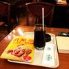 ★梅田ホワイティ地下街の喫茶