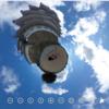 日本初の世界遺産 姫路城 / 白鷺城 からの眺めを体感 #360pic