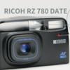 RICOH RZ 780 DATE  使い方♪