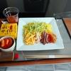 JAL夏の風物詩 冷やし中華