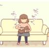 『心配性』の話【キャバリア・トイプードル4コマ】