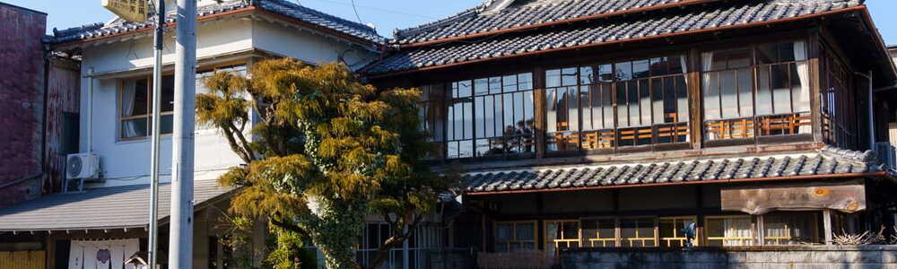 【美馬旅館 本館】 歴史ある窪川の旅館に泊まる (@高知県高岡郡四万十町)