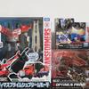 TF「MB-01オプティマスプライム」などTF玩具をいくつか購入した。