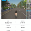 ZWIFT初レース参戦20200407