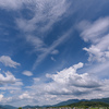 久々に空が見えたので雲を撮りに藤原京跡へ