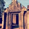 アンコールワット個人ツアー(251) バンテアイスレイ寺院のおすすめ観光時間