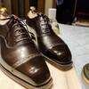 GW最終日!靴磨きで明日に備える!
