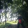 【11日目】続!高越山に挑む!~せり割行場、奥の院、ふいご温泉~