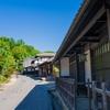 新緑の京都 嵯峨鳥居本伝統的建造物群保存地区