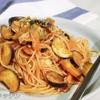 【火を使わない超簡単レンジパスタ】お家にある調味料で出来る!『ベーコンとナスのトマトチーズパスタ』の作り方