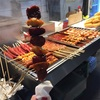 東大門のおひとり様ご飯は、屋台フードと冷麺+焼肉!*おひとり様海外旅行の備忘録/2017.12韓国*