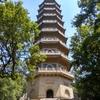 明孝陵、霊谷寺、大虐殺記念館、紫峰大厦(南京)