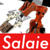 Maker Faire Tokyo 2019に自動積荷システム「Salaie」を出展してきた!