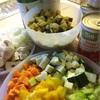 野菜不足解消に❗️作り置いても美味しくて、アレンジ力抜群ラタトゥイユ