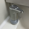 手を洗おう 予防に対策 ELPA オートディスペンサー 泡タイプ
