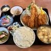 🚩外食日記(739)    宮崎ランチ   「かつれつ軒」★20より、【ミックスフライ定食】‼️