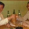 富田勲先生とのお別れの会−横田さん、小池さん、そしてJALの仲間