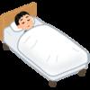睡眠薬としても使える精神安定剤クエチアピン50mgとベルソムラを飲んでいた時の睡眠記録