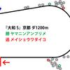 【大和S・2019年】展開向くも力及ばずメイショウワダイコ|逃げ馬レース結果