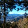 高尾山から景信山へ縦走 1回目
