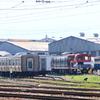 115系しなの鉄道車S25編成+S27編成が工場へ