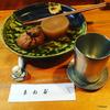 神戸の地下街で老舗のおでんを。
